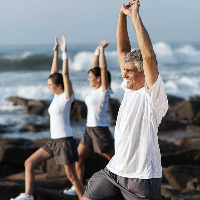 Instruct Exercise to Older Clients