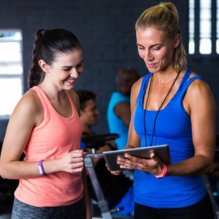 Selling in the Fitness Industry